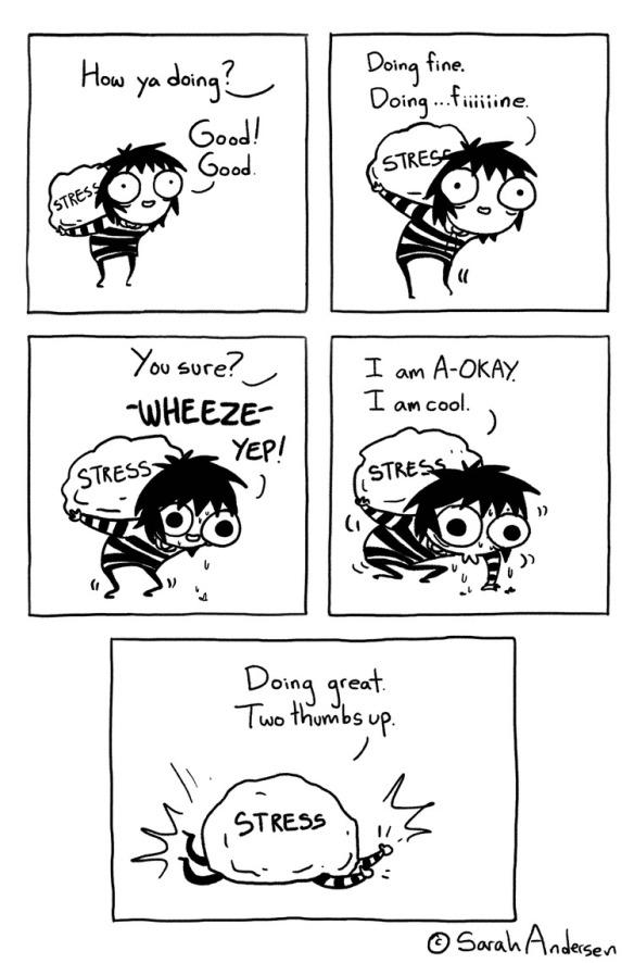 stress comic 2
